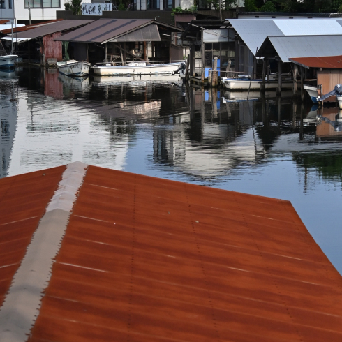 穴道湖畔の風景 01_f0099102_10442634.jpg