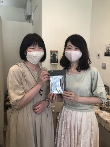 「こんなお家に住んでみたい♡」村田美穂ちゃんの「紙バントで楽しくミニチュアハウス」の出版記念作品展に行ってきました@表参道ギャラリーニイク_a0157409_14241481.jpeg