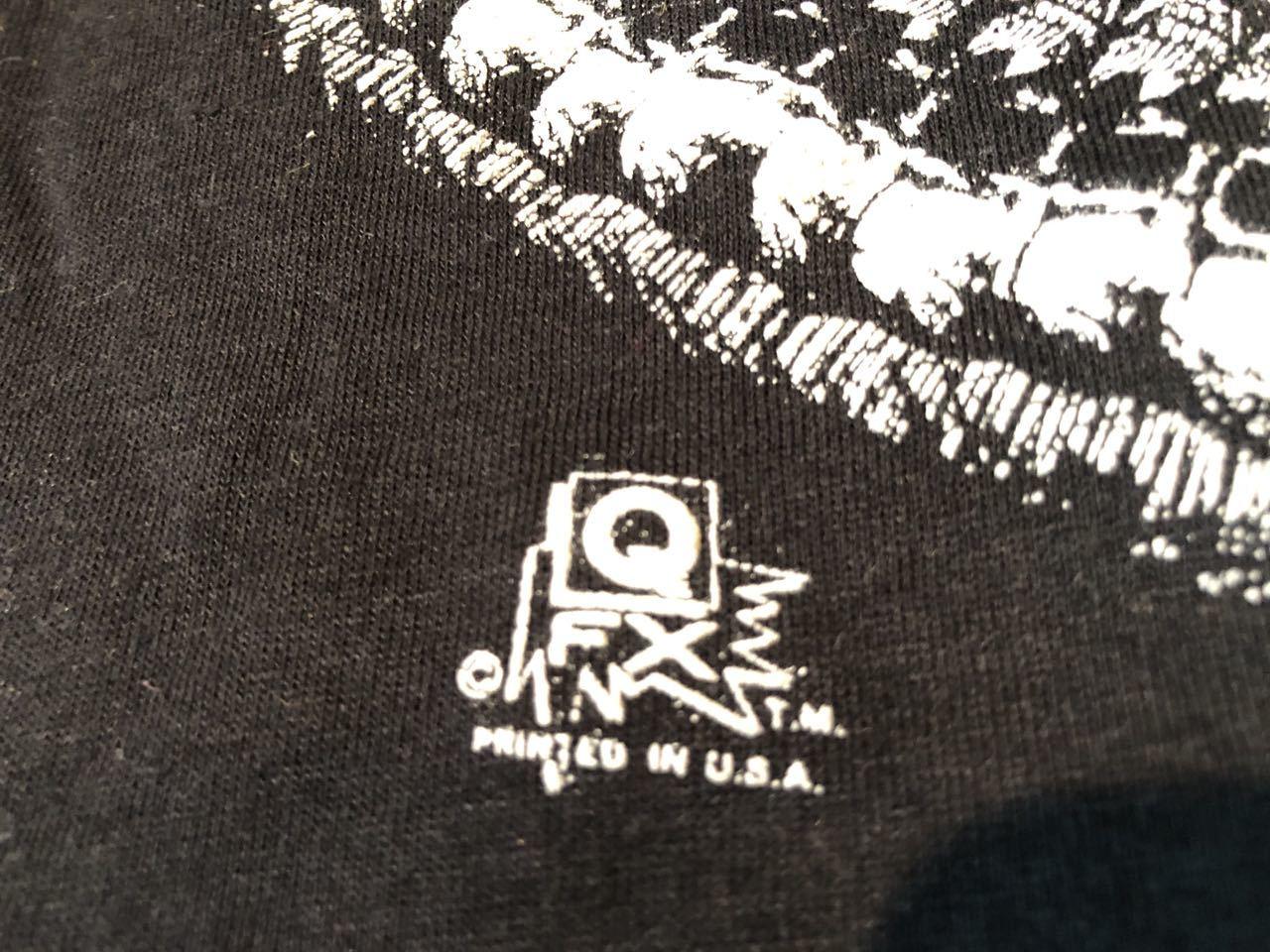 8月9日(月)入荷!80s スカル ピース プリント Tシャツ!_c0144020_17435372.jpg