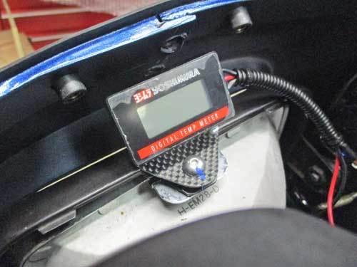 S田サン号 GPZ900Rニンジャのカウルステー&スクリーン交換だったりカウル補修からの車検取得で試乗・・・(^^♪ (Part2)_f0174721_20583095.jpg