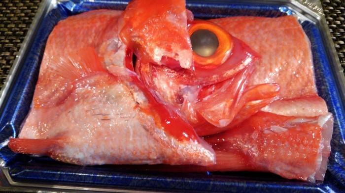■居酒屋メニュー【金目鯛の美味しい煮付け方レシピ】_b0033423_22583261.jpg