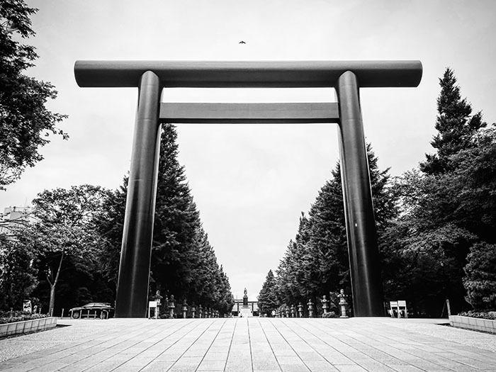 靖国神社 / iPhone 11_c0334533_10444052.jpg
