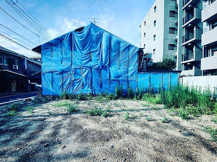 京都市上京区大猪熊町 / iPhone 11_c0334533_11355346.jpg