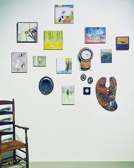 Bunkamura ザ・ミュージアム(永遠のソール・ライター) / iPhone 11_c0334533_11485783.jpg