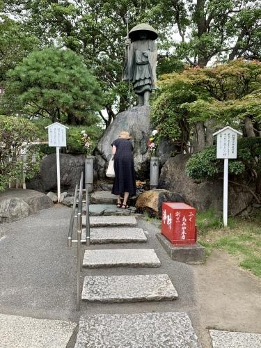 苦しい時の神頼みの川崎大師へ_b0307951_22434405.jpg