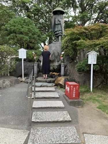 苦しい時の神頼みの川崎大師へ_b0307951_22454740.jpg