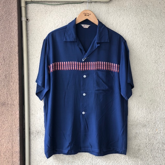 Holiday Rayon Open Collar Shirt_c0146178_11550638.jpg