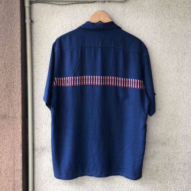 Holiday Rayon Open Collar Shirt_c0146178_11551662.jpg