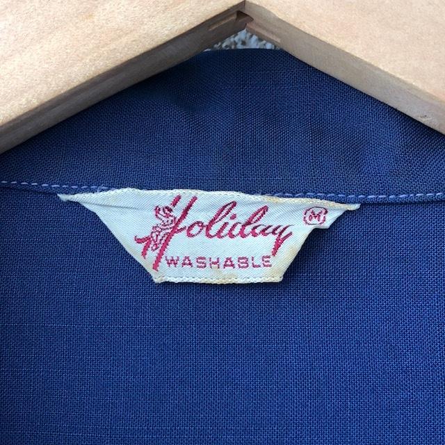 Holiday Rayon Open Collar Shirt_c0146178_11553890.jpg