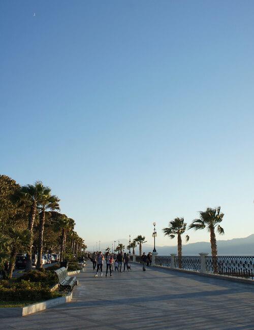 レッジョ・カラブリア 対岸に広がるシチリア島を見ただけ…だけど_f0205783_11580970.jpg