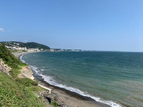 葉山の御用邸のお隣 長者ヶ崎海岸_a0112393_12062721.jpg