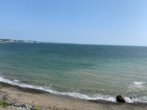 葉山の御用邸のお隣 長者ヶ崎海岸_a0112393_12063670.jpg
