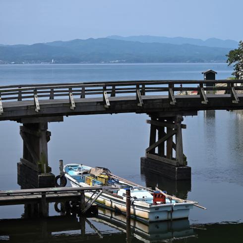 穴道湖畔の風景 02_f0099102_17270717.jpg