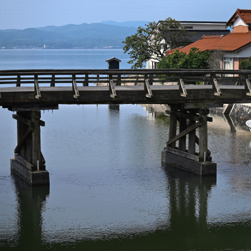 穴道湖畔の風景 02_f0099102_17272207.jpg