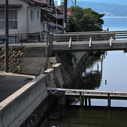 穴道湖畔の風景 02_f0099102_17273323.jpg