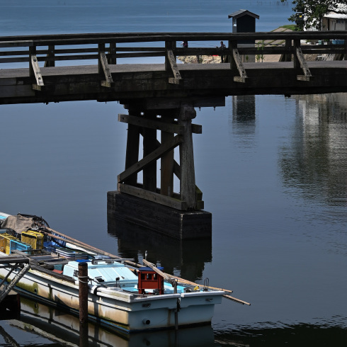 穴道湖畔の風景 02_f0099102_17274551.jpg