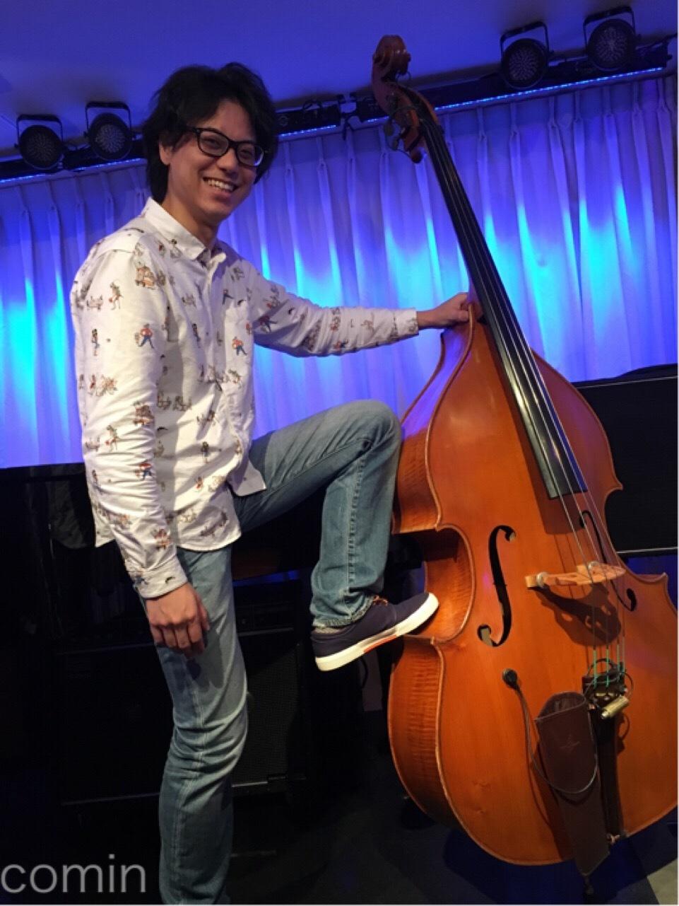広島 Jazzlive Cominジャズライブカミン 明日8月24日月曜日からの演目_b0115606_10585147.jpeg