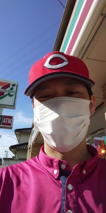 本日も誰もしないアベノマスクよりコンビニのマスクで介護現場に出勤です!_e0094315_08124354.jpg