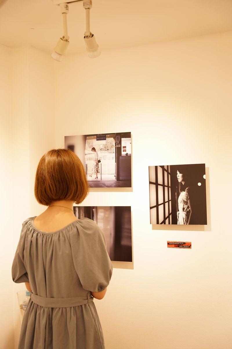 july,2020 ポートレート写真展「一期一会」in NADAR東京_d0231029_1445735.jpg