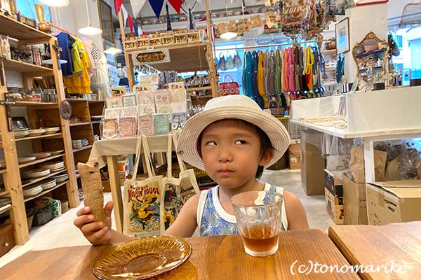 日本の夏休みも終わりです。プチモンスターとバブーとバイバイ!_c0024345_13354244.jpg