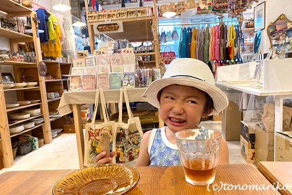 日本の夏休みも終わりです。プチモンスターとバブーとバイバイ!_c0024345_13354254.jpg