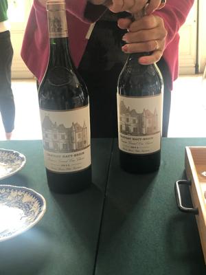 Bordeaux France september 2019 ⑦ Medoc 格付け1級 chateau Haut-Brion_a0036499_13043811.jpg