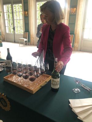 Bordeaux France september 2019 ⑦ Medoc 格付け1級 chateau Haut-Brion_a0036499_13043863.jpg