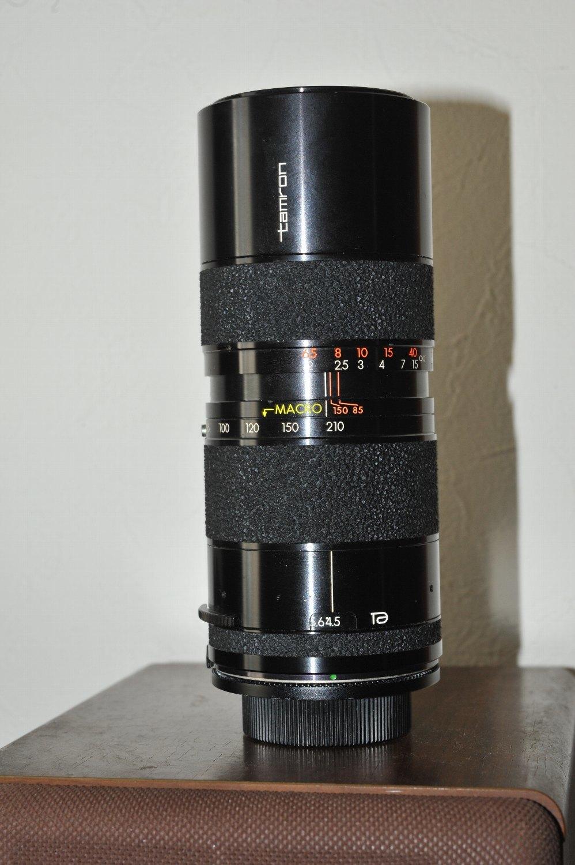 Tamron Zoom Macro 85-210mm F4.5 で_b0069128_18271369.jpg