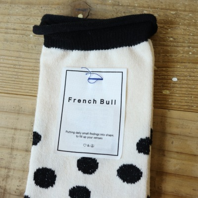【FrenchBull/フレンチブル】タピオカソックス入荷しました_f0325437_14054601.jpg