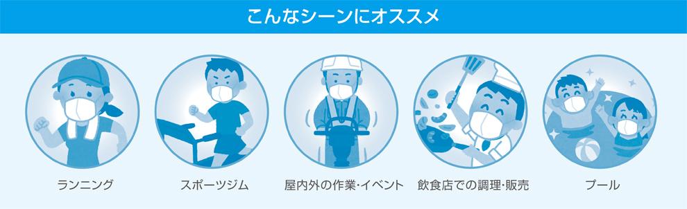 マスク型飛沫シールドのご紹介 感染予防と熱中症対策の両立に!_d0391754_167918.jpg