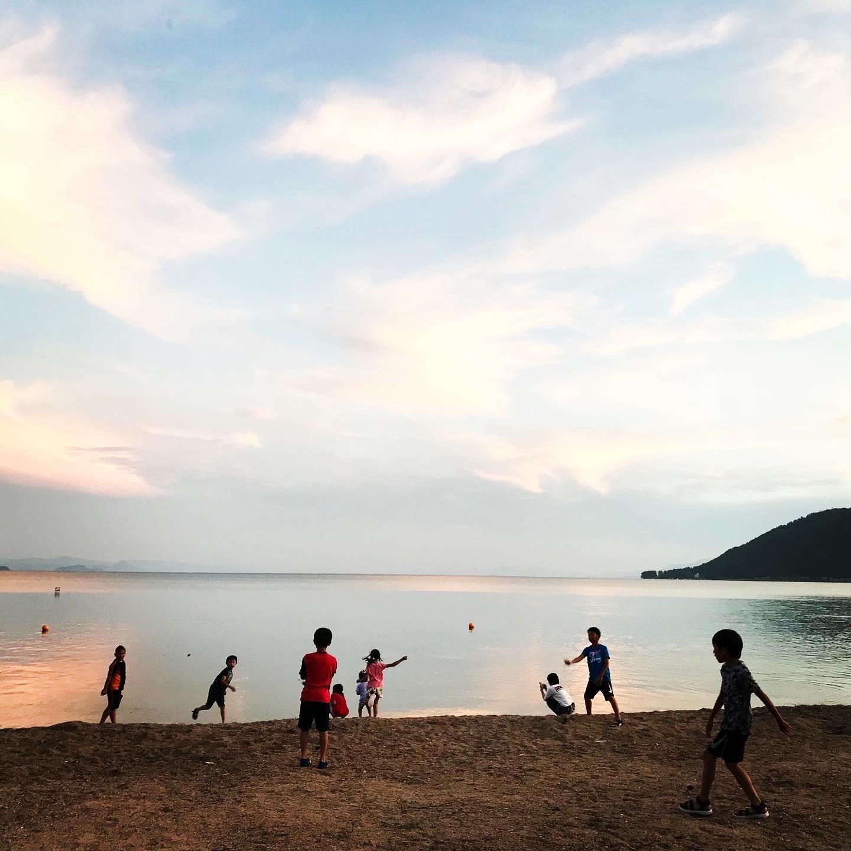 夏の風景_f0169675_08515221.jpg