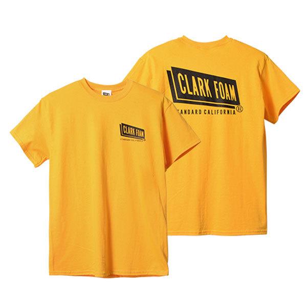 【DELIVERY】 STANDARD CALIFORNIA - CLARK FOAM×SD Logo T_a0076701_18011098.jpg