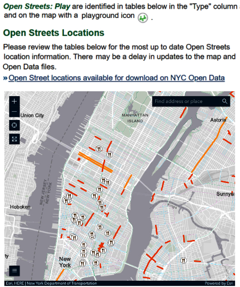 サマー・ストリート(Summer Streets in NYC)代わりに、今年はオープン・ストリート、オープン・レストラン等など_b0007805_23251828.jpg