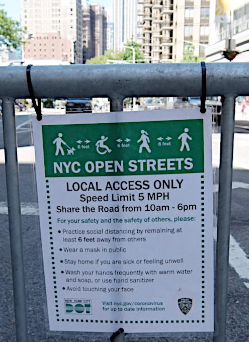 サマー・ストリート(Summer Streets in NYC)代わりに、今年はオープン・ストリート、オープン・レストラン等など_b0007805_23280425.jpg