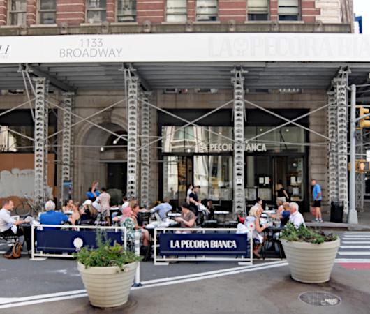 サマー・ストリート(Summer Streets in NYC)代わりに、今年はオープン・ストリート、オープン・レストラン等など_b0007805_23295293.jpg