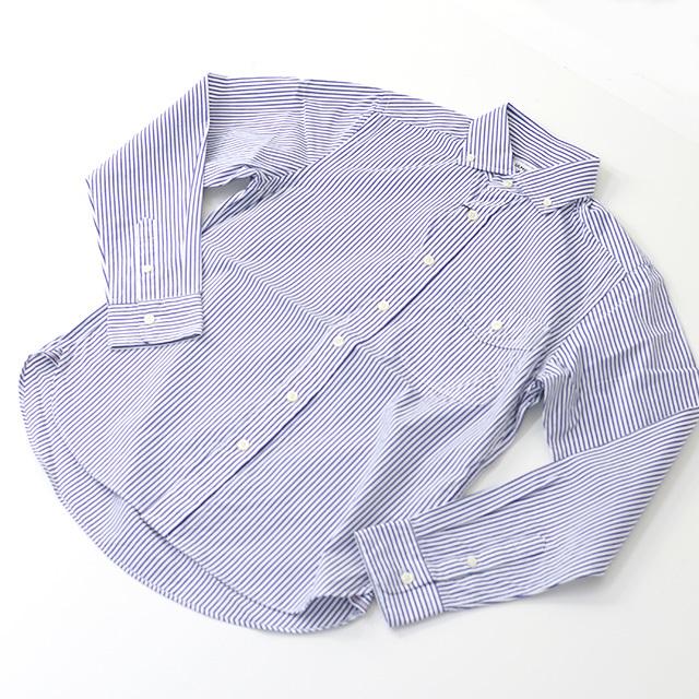 JAMES [ジェームス] STANDARD SHIRT 【Pujol】[JS101] スタンダードシャツ・プジョル・長袖シャツ・(DELICIOUS/STUDOI ORIBE)MEN\'S_f0051306_16034134.jpg