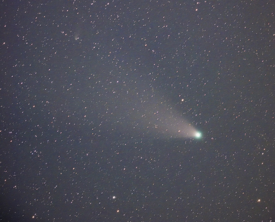 やっと撮影出来たNeowise彗星(C/2020 F3)_e0344621_16591085.jpg
