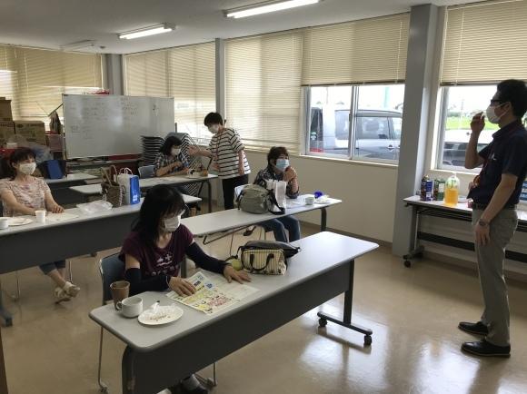「コープのケーキでお茶会」コープエリア中津・宇佐_d0101847_10132270.jpeg