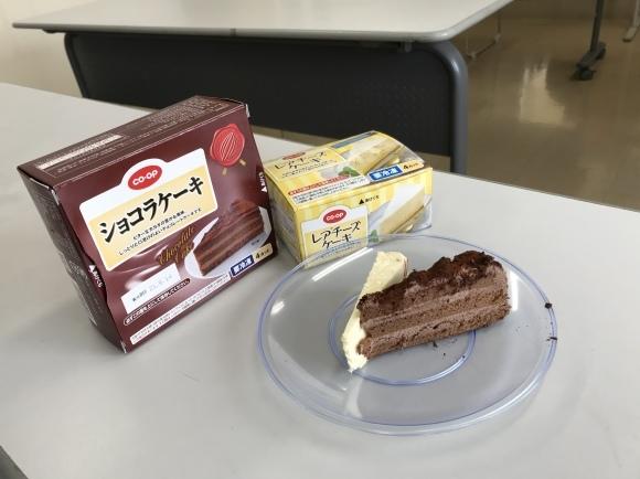「コープのケーキでお茶会」コープエリア中津・宇佐_d0101847_10212051.jpeg