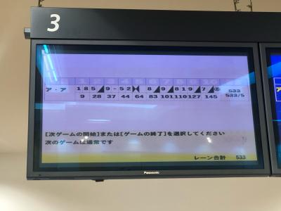 ボウリング復帰への情熱!_d0162684_19352326.jpg