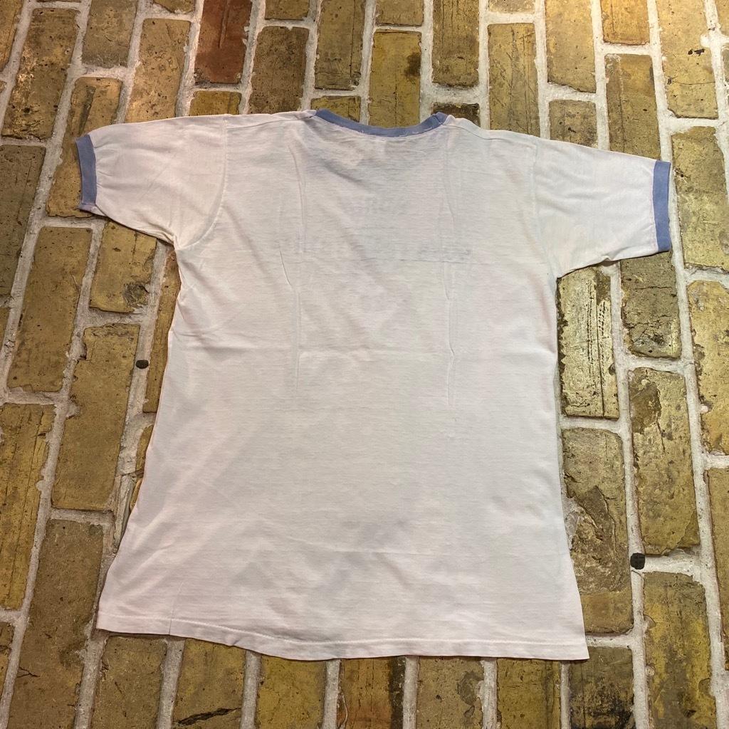 マグネッツ神戸店 Vintage Ringer T-Shirt!!!_c0078587_13293545.jpg