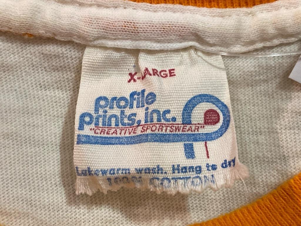 マグネッツ神戸店 Vintage Ringer T-Shirt!!!_c0078587_13303936.jpg