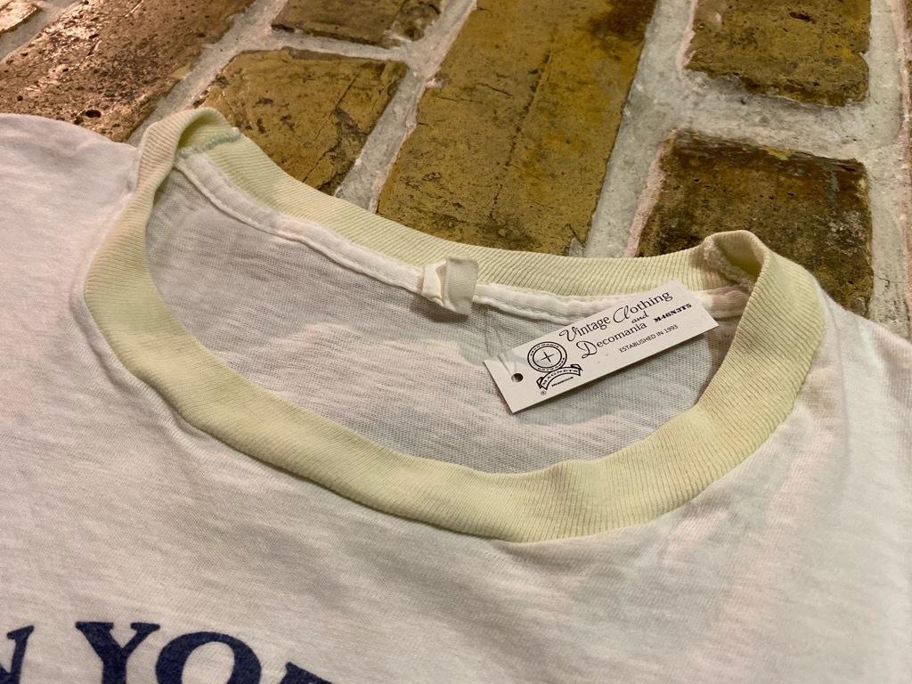マグネッツ神戸店 Vintage Ringer T-Shirt!!!_c0078587_13321861.jpg