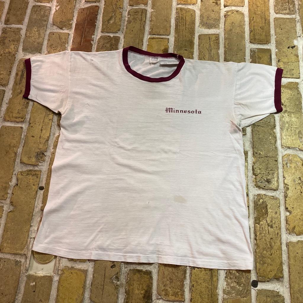 マグネッツ神戸店 Vintage Ringer T-Shirt!!!_c0078587_13364189.jpg