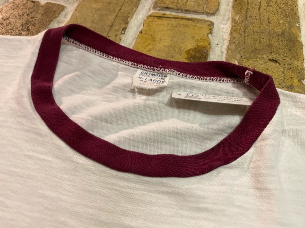 マグネッツ神戸店 Vintage Ringer T-Shirt!!!_c0078587_13364250.jpg
