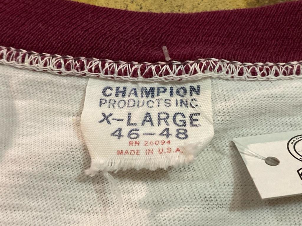 マグネッツ神戸店 Vintage Ringer T-Shirt!!!_c0078587_13364286.jpg