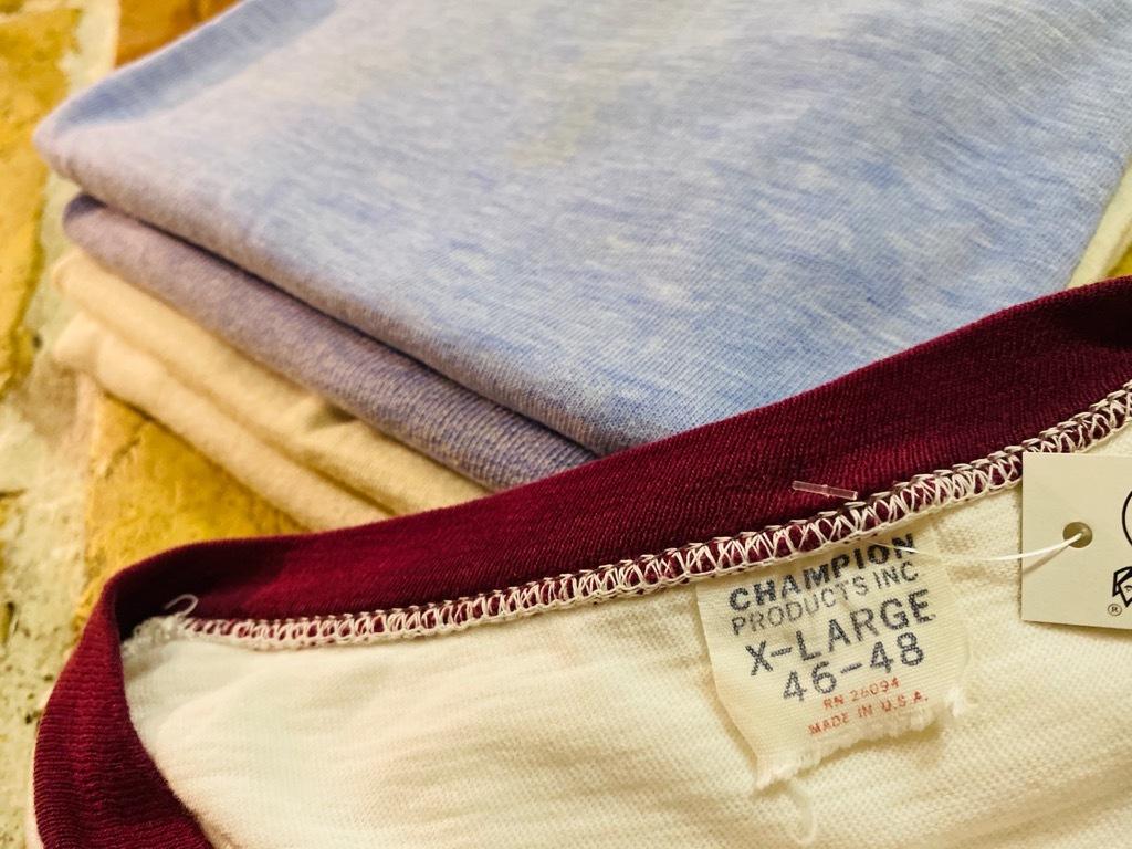 マグネッツ神戸店 Vintage Ringer T-Shirt!!!_c0078587_13390920.jpg