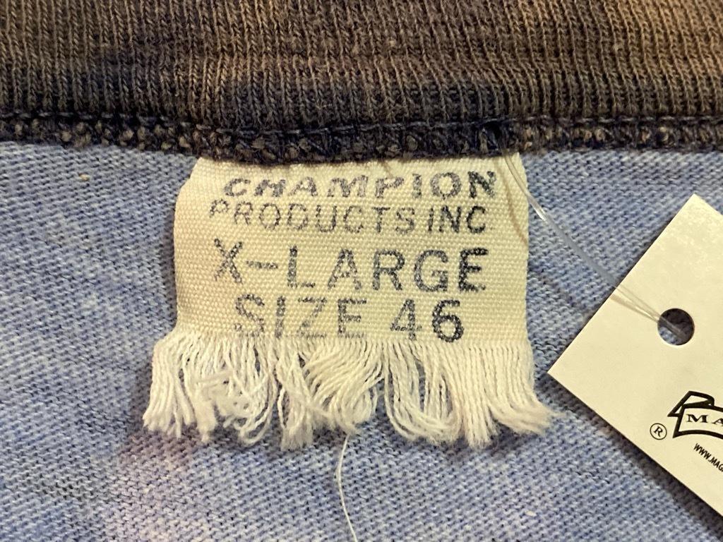 マグネッツ神戸店 Vintage Ringer T-Shirt!!!_c0078587_13393417.jpg