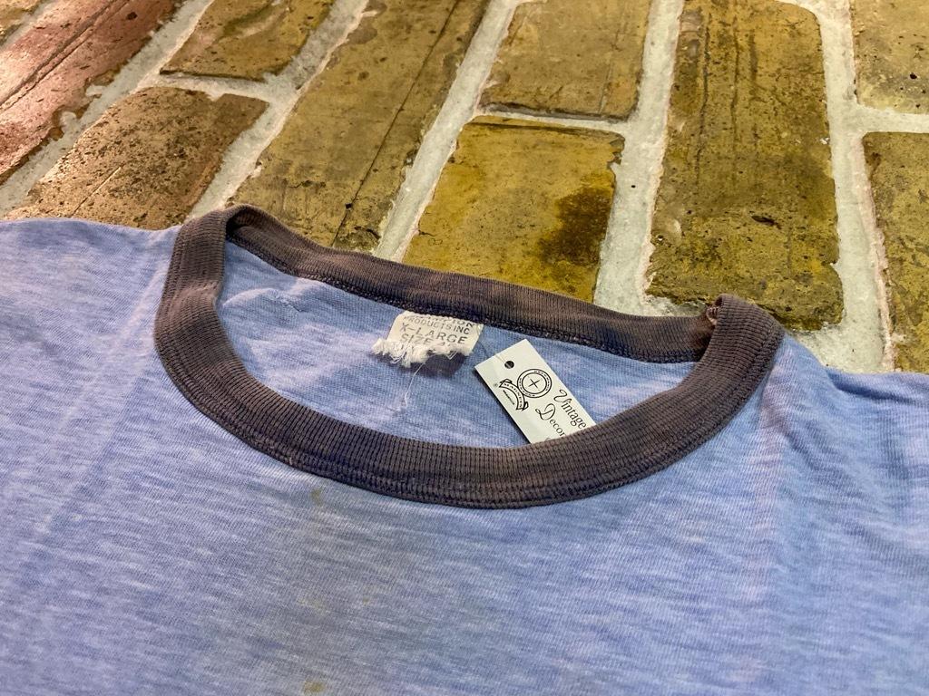 マグネッツ神戸店 Vintage Ringer T-Shirt!!!_c0078587_13393472.jpg