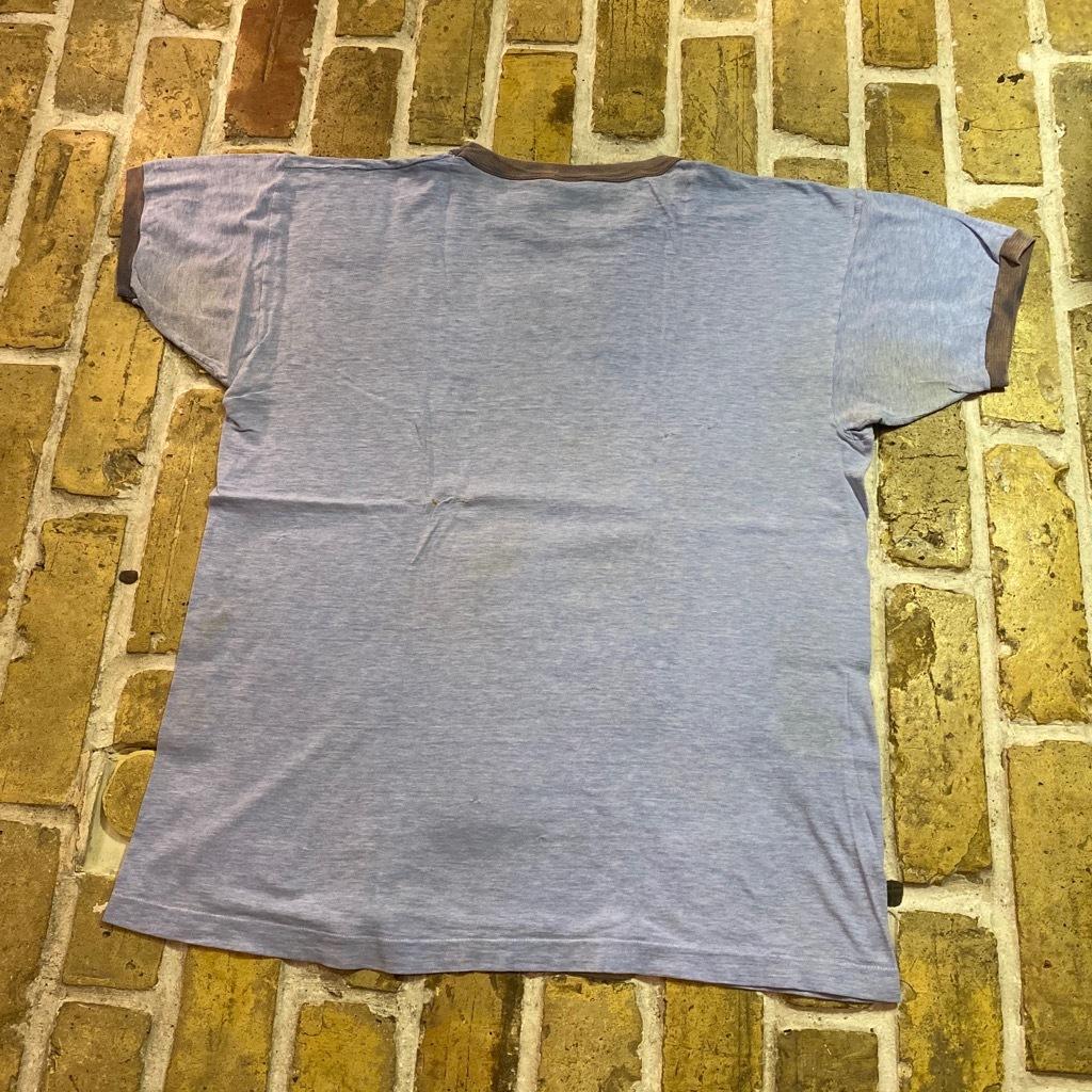 マグネッツ神戸店 Vintage Ringer T-Shirt!!!_c0078587_13393549.jpg
